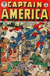 Captain America Comics #46