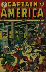 Captain America Comics #48