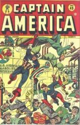Captain America Comics #49