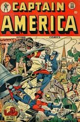 Captain America Comics #50