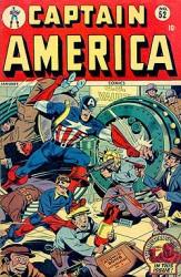 Captain America Comics #52