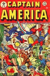 Captain America Comics #54
