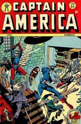 Captain America Comics #55