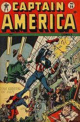 Captain America Comics #56