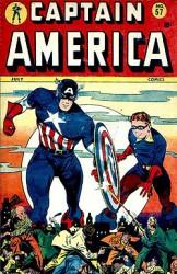 Captain America Comics #57