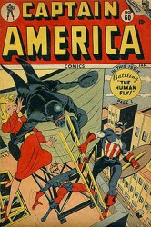 Captain America Comics #60