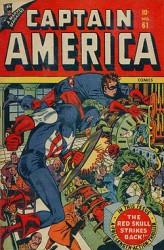 Captain America Comics #61