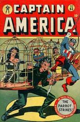 Captain America Comics #63
