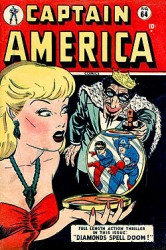 Captain America Comics #64