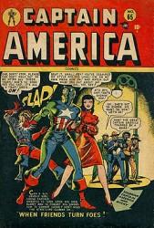 Captain America Comics #65