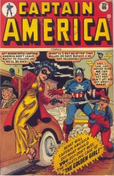 Captain America Comics #66