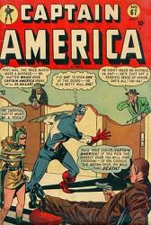 Captain America Comics #67