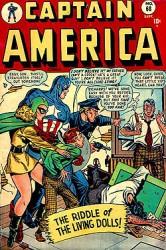 Captain America Comics #68