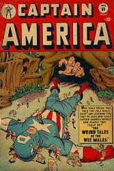 Captain America Comics #69
