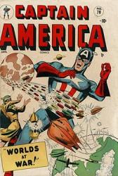 Captain America Comics #70
