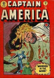 Captain America Comics #72