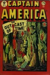 Captain America Comics #73