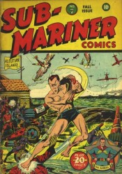 Sub-Mariner Comics #7
