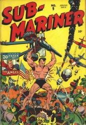Sub-Mariner Comics #9