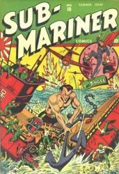 Sub-Mariner Comics #10