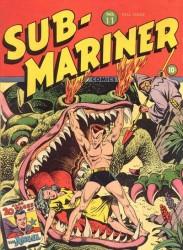Sub-Mariner Comics #11