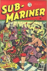 Sub-Mariner Comics #13