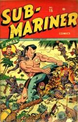 Sub-Mariner Comics #15