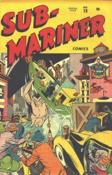 Sub-Mariner Comics #19