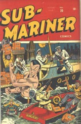 Sub-Mariner Comics #20