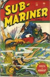 Sub-Mariner Comics #22