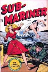 Sub-Mariner Comics #23