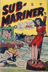 Sub-Mariner Comics #24