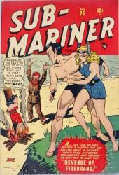 Sub-Mariner Comics #25