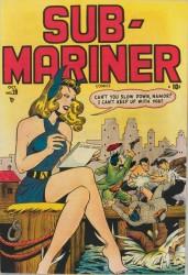 Sub-Mariner Comics #28