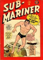 Sub-Mariner Comics #31
