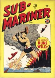 Sub-Mariner Comics #32