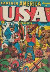 USA Comics #6