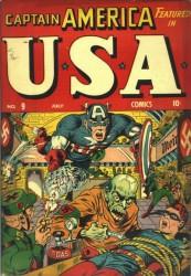 USA Comics #9