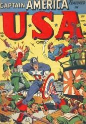 USA Comics #10