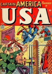 USA Comics #11