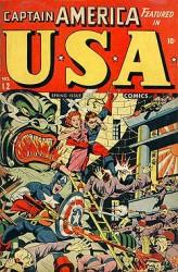 USA Comics #12