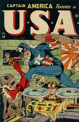 USA Comics #14