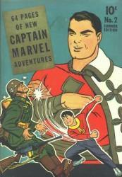 Captain Marvel Adventures #2