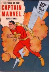 Captain Marvel Adventures #3