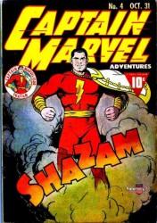 Captain Marvel Adventures #4