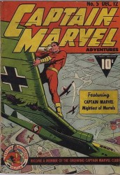 Captain Marvel Adventures #5