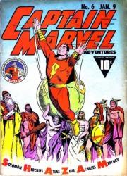 Captain Marvel Adventures #6