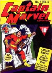 Captain Marvel Adventures #7