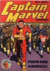 Captain Marvel Adventures #8