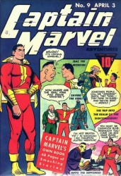 Captain Marvel Adventures #9